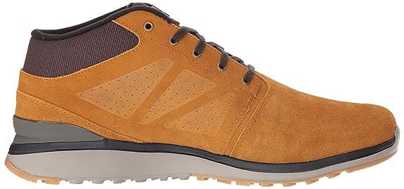 Salomon L38122300, Chaussures de Randonnée Homme, Marron (Rawhide LTR/Asphalt/Titanium Rawhide LTR/Asphalt/Titanium), 40 2/3 EU