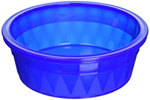 Pureness Heavyweight Translucent Jumbo Crock Dish, 106-Ounce