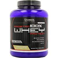 Ultimate Nutrition Prostar 100% Whey Protein - 5.28 lbs (Vanilla Creme)