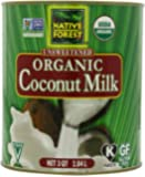 Native Forest Organic Classic Coconut Milk, 96 Ounce