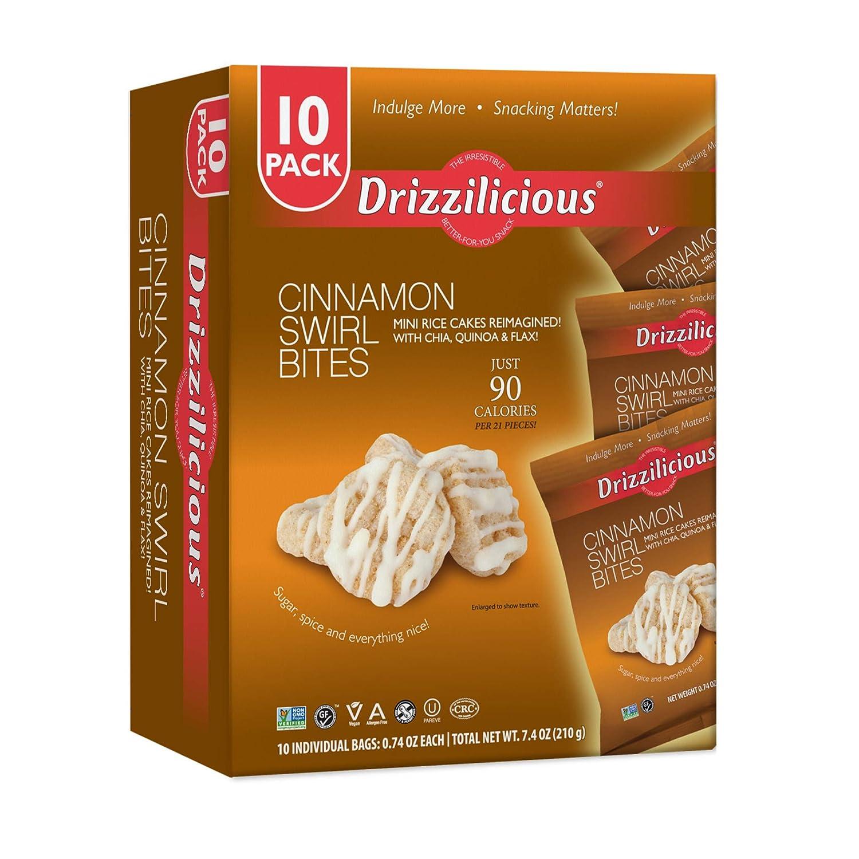 Drizzilicious - Cinnamon Swirl (10 Pack, .74oz)