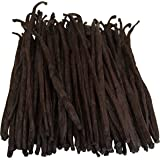 """Madagascar Vanilla Beans Grade A for Extract, Cooking and Baking (12ea) by FITNCLEAN VANILLA