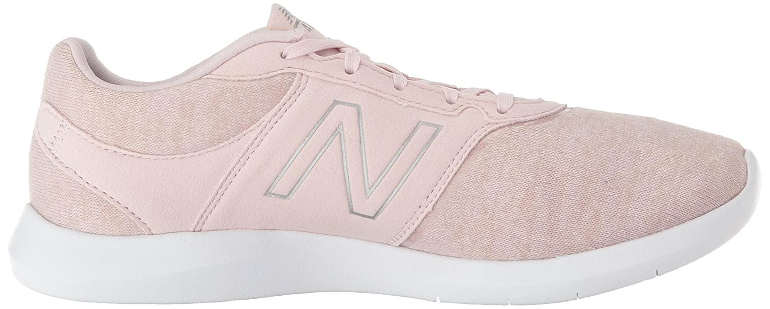 New Balance Women's 415v1 Cush + Sneaker B075R7D6Y5 10 D US|Light Pink