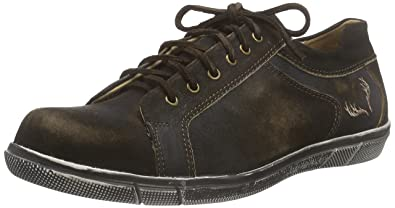 Chiemsee, Herren Sneakers, Braun (Wood), 44 EUTrachtenRebell