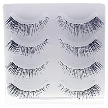 1c6feeec141 Amazon.com : Miche Bloomin False Eyelashes, 5 Girl Wink for Women, 4 Count  : Beauty