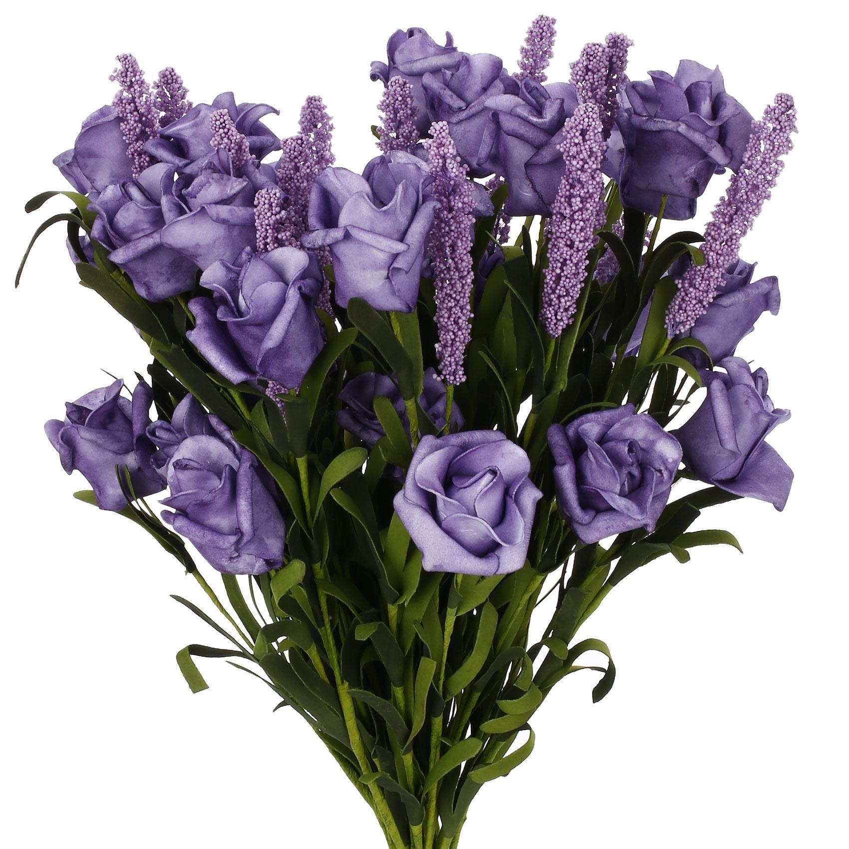 Purple Flowers: Amazon.co.uk