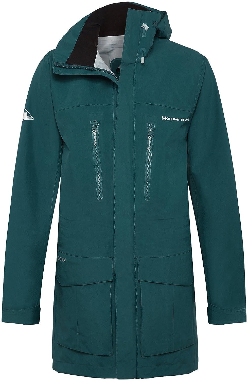 Ink bluee Mountain Designs Women's Storm Queen GoreTEX® Jacket