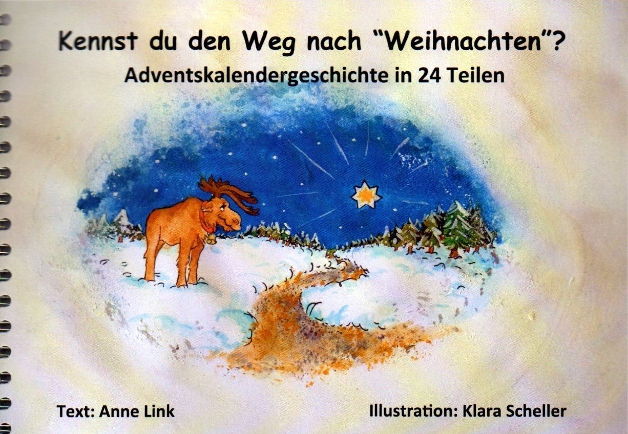 Bilder Nach Weihnachten.Kennst Du Den Weg Nach Weihnachten Amazon De Anne Link Klara