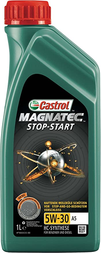 Castrol Magnatec 5w 30 A5 Stop Start Motorenöl 1l Auto
