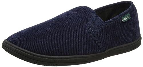 Dunlop Alvere, Zapatillas Bajas para Hombre, Azul (Navy), 41 EU: Amazon.es: Zapatos y complementos