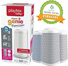 Playtex Bote Diaper Gennie Expressions