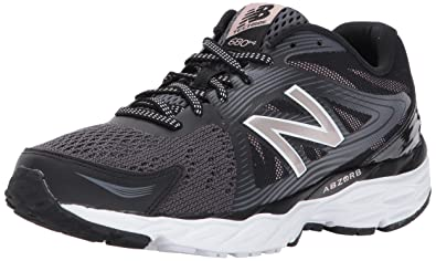 sports shoes 356b3 4d261 New Balance 680, Chaussures de Fitness Femme, Noir (Black Magnet),