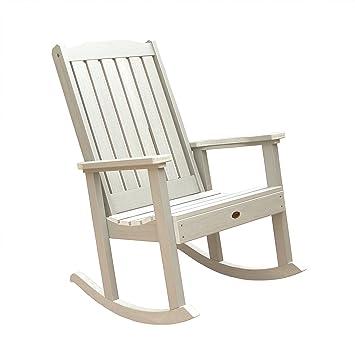 whitewash outdoor furniture. highwood lehigh rocking chair whitewash outdoor furniture