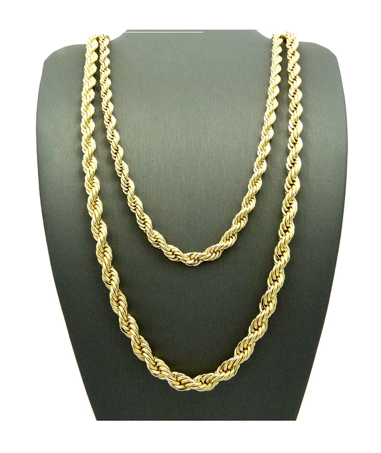 in bead big products international wht matsidiso rope blk necklace
