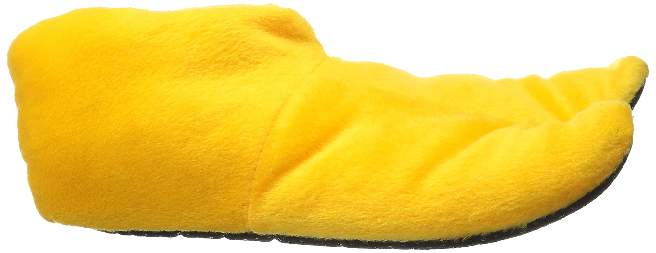 Silver Lilly LED Light Up Duck Feet Slippers Novelty Animal Costume House Shoes w//Comfort Foam