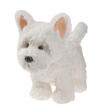 Amazon Com Webkinz West Highland Terrier Plush Toys Games