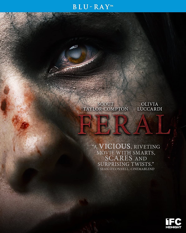 Amazon com: Feral [Blu-ray]: Scout Taylor-Compton, Lew Temple