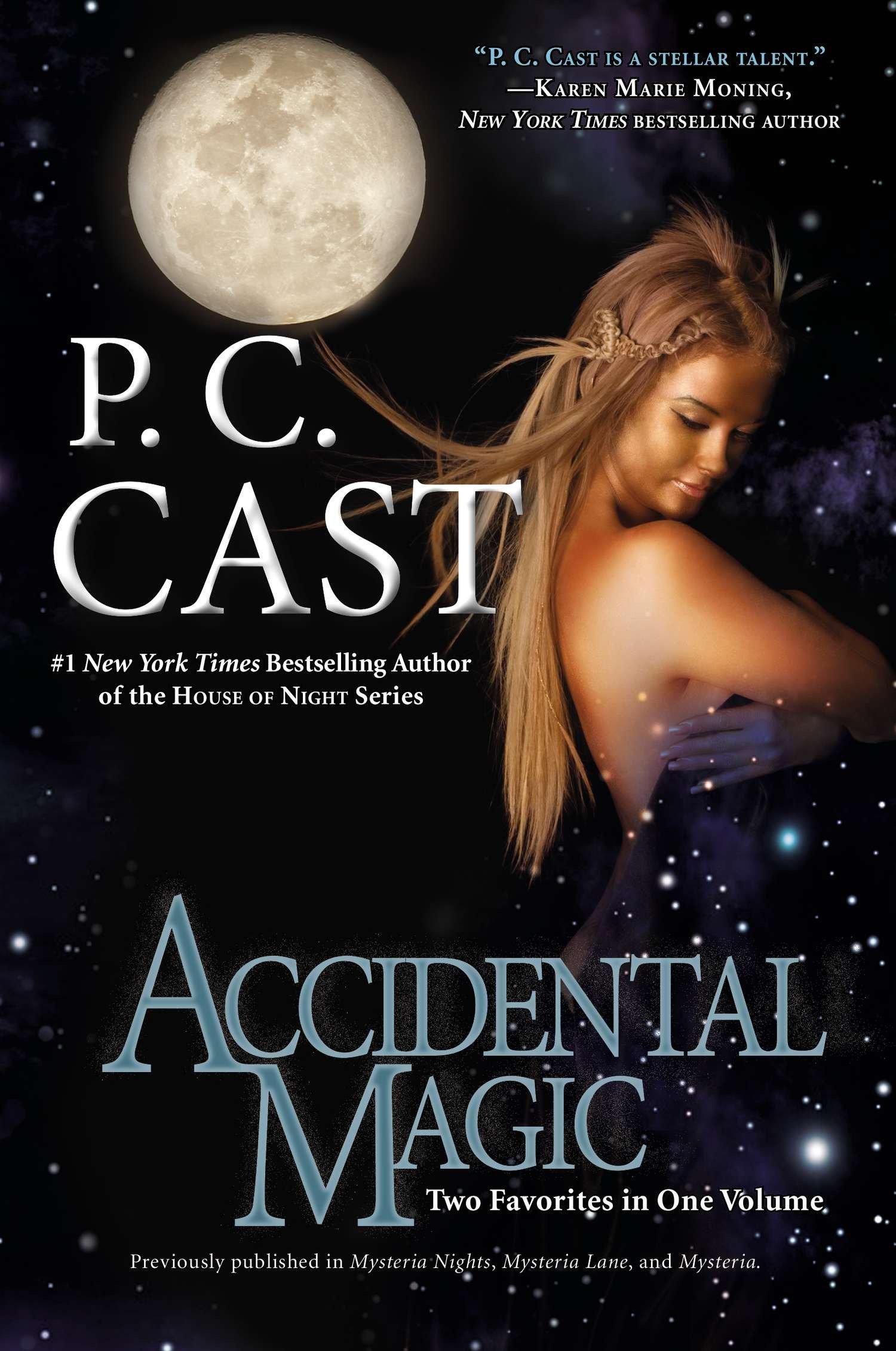 Accidental Magic (Berkley Sensation) PDF