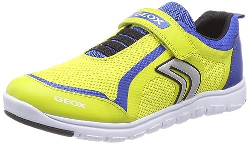 Geox J Xunday B, Zapatillas para Niños: Amazon.es: Zapatos y complementos