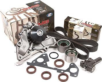Timing Belt Water Pump Kit Hydraulic Tensioner Fits 00-06 Kia Hyundai 3.5L G6CU