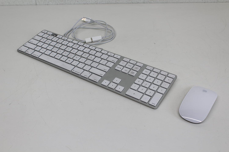 Apple Keyboard, USB, QWERTY, Mac OS X v10.4.1