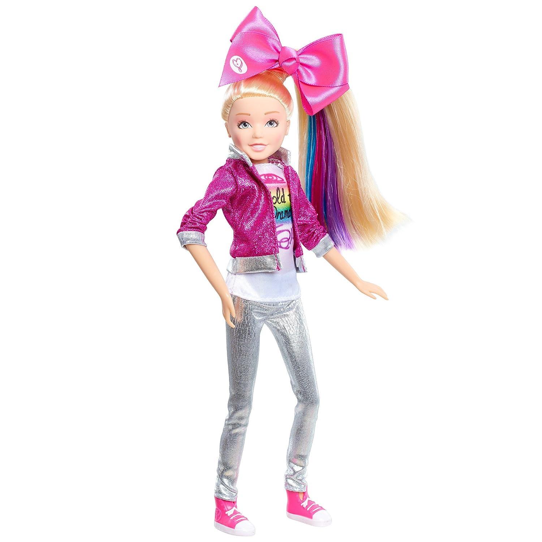 Amazon.com  JoJo Siwa Hold The Drama Doll  Toys   Games 9d7f3565d