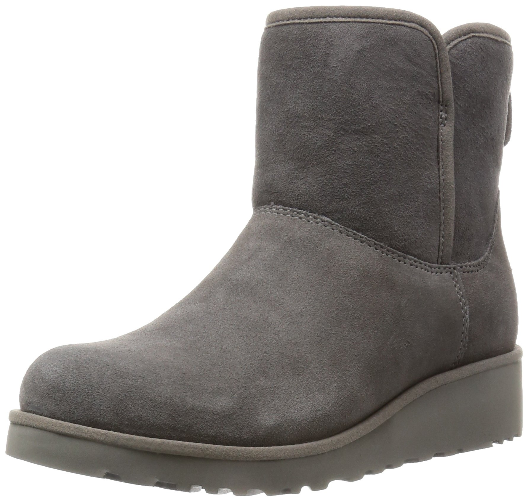 UGG Women's Kristin Winter Boot, Grey, 10 B US