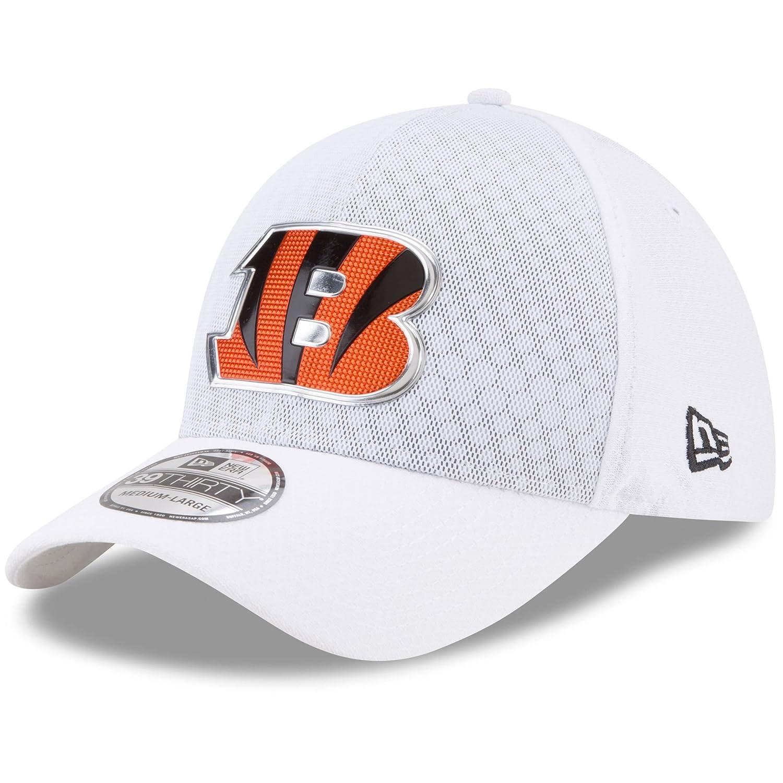 Amazon.com   New Era 39Thirty Hat Cincinnati Bengals NFL 2017 On Field  Color Rush Official Flex Cap   Sports   Outdoors 92142749fe3