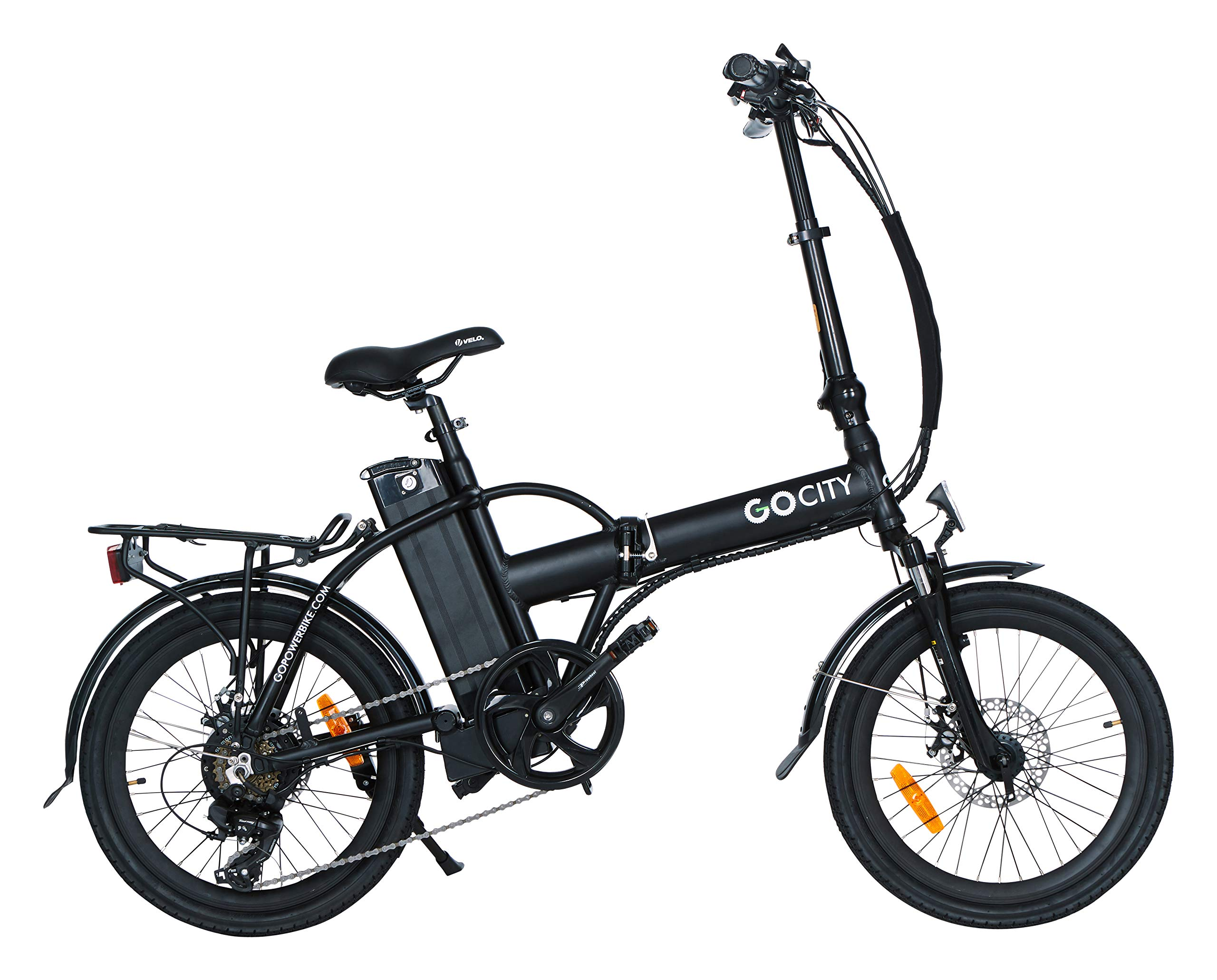 "Folding Electric Bicycle 20"" 500W"