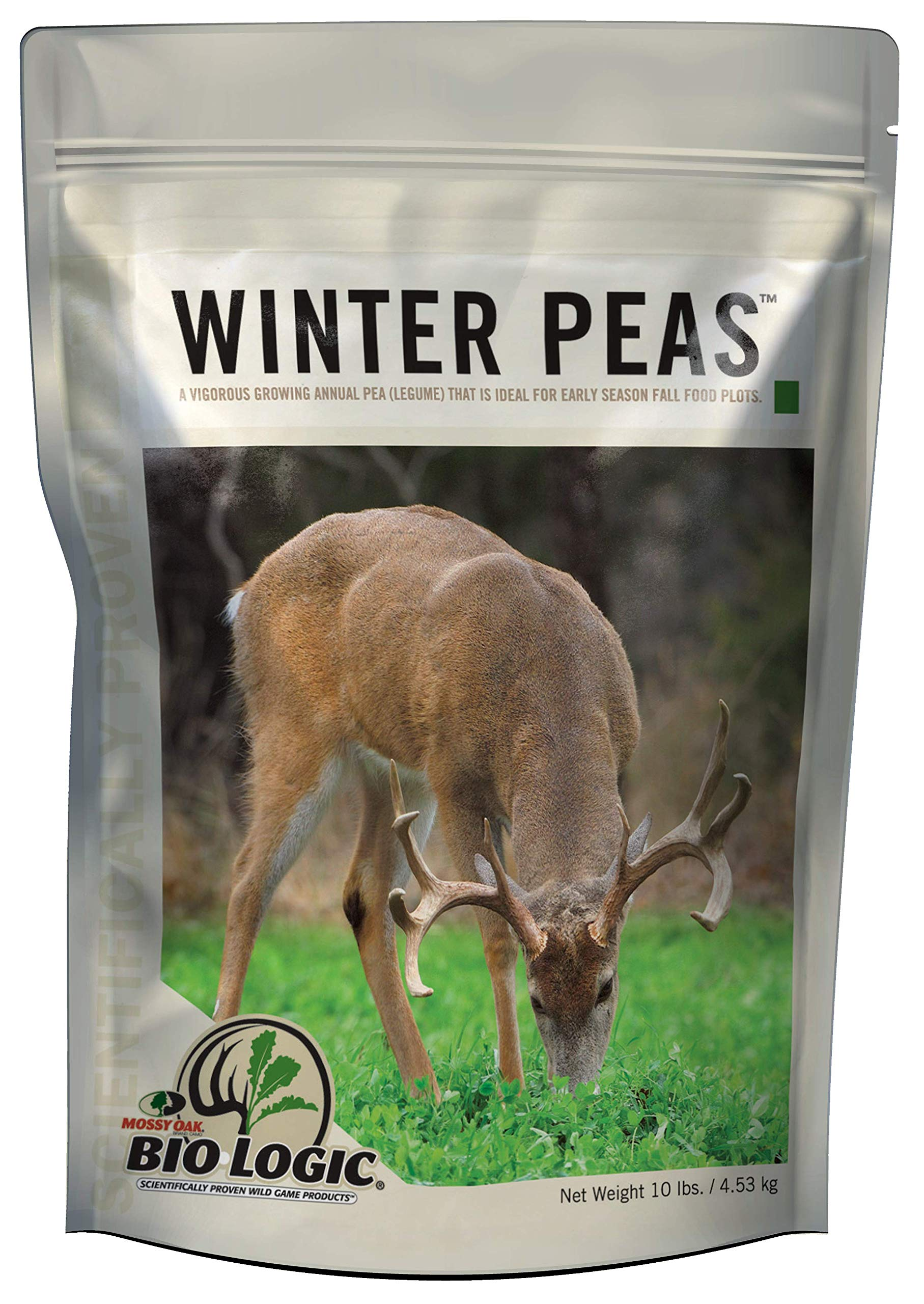 BioLogic Winter Peas Food Plot Seed by BioLogic