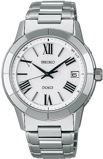 b55495b943ea [セイコー]SEIKO 腕時計 DOLCE ドルチェ ソーラー電波修正 サファイアガラス スーパークリア コーティング 日常