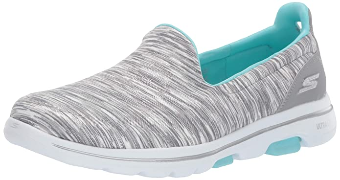 Womens Skechers GOwalk 5 Fantastic Slip-On