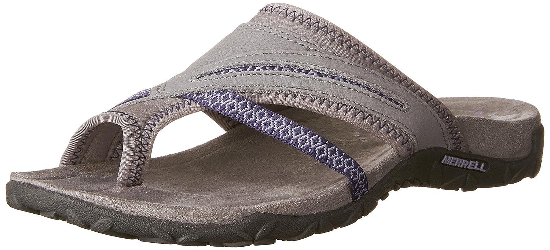 Merrell Women's Terran Post II Sandal B01HHHXPQE 6 B(M) US|Sleet