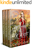 Western Trails of Love: A Historical Western Romance Collection