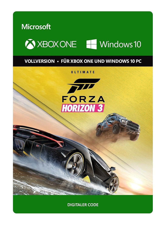 Forza Horizon 3 Ultimate Edition Xbox PC amazon