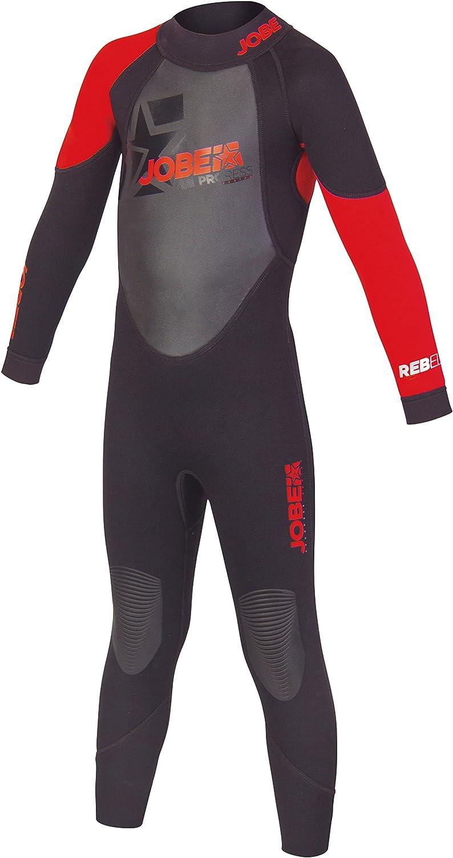 Jobe Impress SH Rebel Kinder Shorty 2.5//2 Neoprenanzug Surf Schwimm Anzug