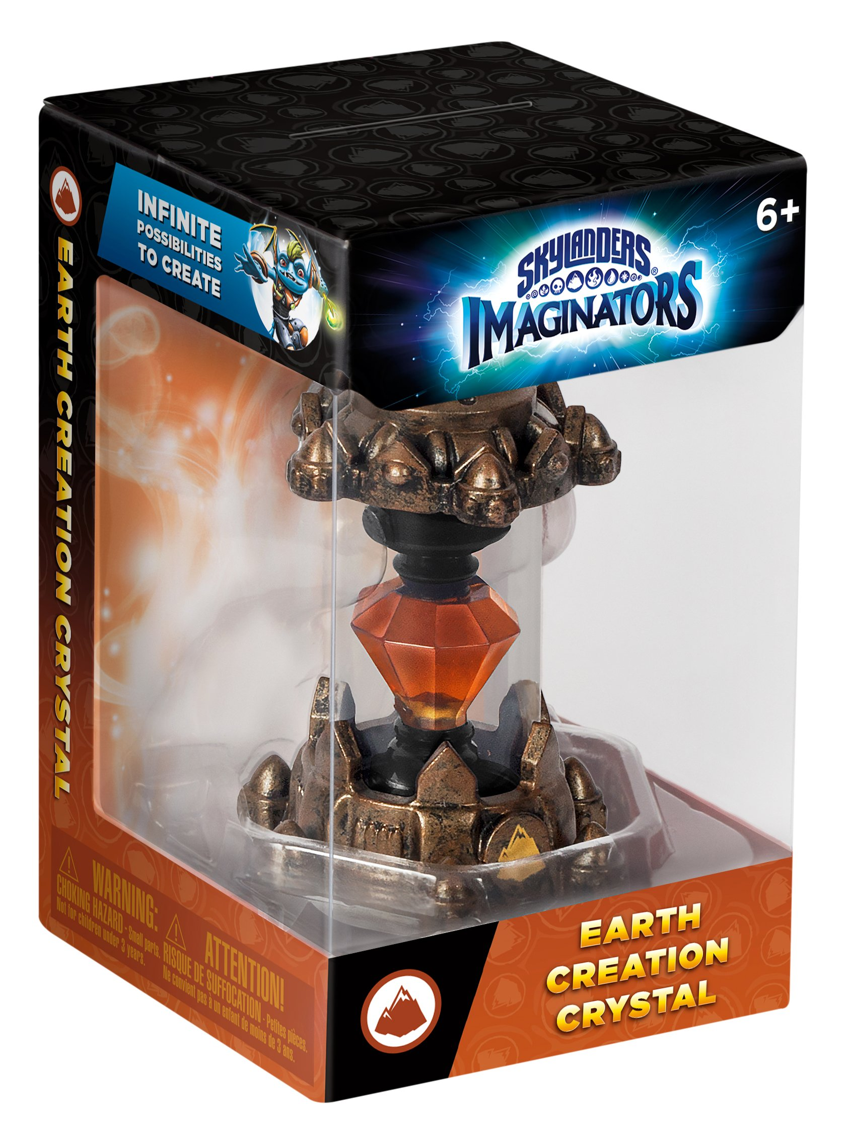Skylanders Imaginators Earth Creation Crystal
