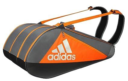 370b4e9d9a2 Buy Adidas Wucht P5 Orange Badminton Kit Bag- 85 L Online at Low ...