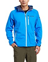 Columbia Mens Zonafied Insulated Soft-Shell Jacket, Hyper Blue