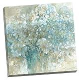 "Amazon Price History for:Portfolio Canvas Decor Hydrangeas by E. Franklin Large Canvas Wall Art, 24 x 24"""