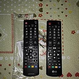 Vinabty AKB74475490 Control Remoto reemplaza y Compatible con LG ...