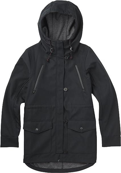 Amazon.com: Burton Soteil Jacket – True Negro, Grande de la ...