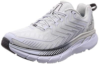 HOKA ONE ONE Damens's Clifton Clifton Damens's 4 Running Schuhe Weiß 4a5e7d