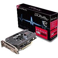 Sapphire 11267-18-20G Graphic Card Radeon RX 560, 4GB GDDR5, PCI-Express, HDMI, DVI-D