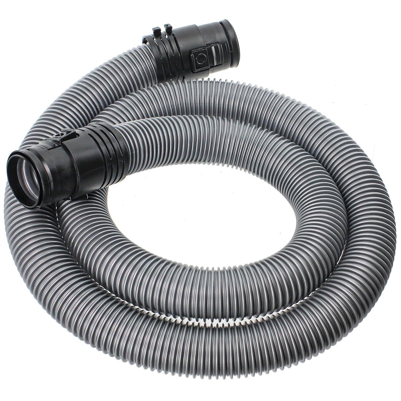 Acquisto Spares2go Tubo Flessibile per Aspirapolvere Miele S2110, S2111, Compact S2180 e S2181, 1,7 m, 38 mm, Argento Prezzo offerta