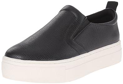 ALDO Women's Segreti Fashion Sneaker, Black Synthetic, ...