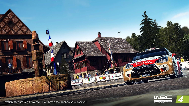WRC 4: World Rally Championship (Xbox 360): Amazon.co.uk: PC & Video ...