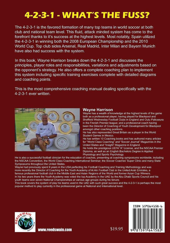 Coaching the 4 2 3 1 wayne harrison 9781591641582 amazon books fandeluxe Gallery
