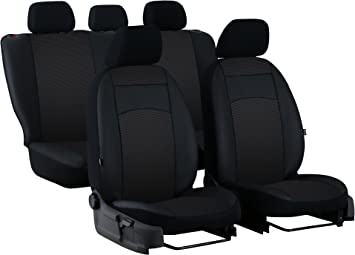 Maßgefertigte Paßgenaue Sitzbezüge Für B Klasse W246 2011 2018 Design Royal Stoff Mit Kunstleder Auto