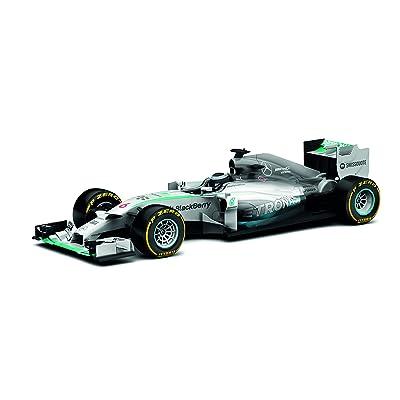 'superslot–Voiture slot, Mercedes F1W05hybride Nico Rosberg 2014(Hornby s3621a)